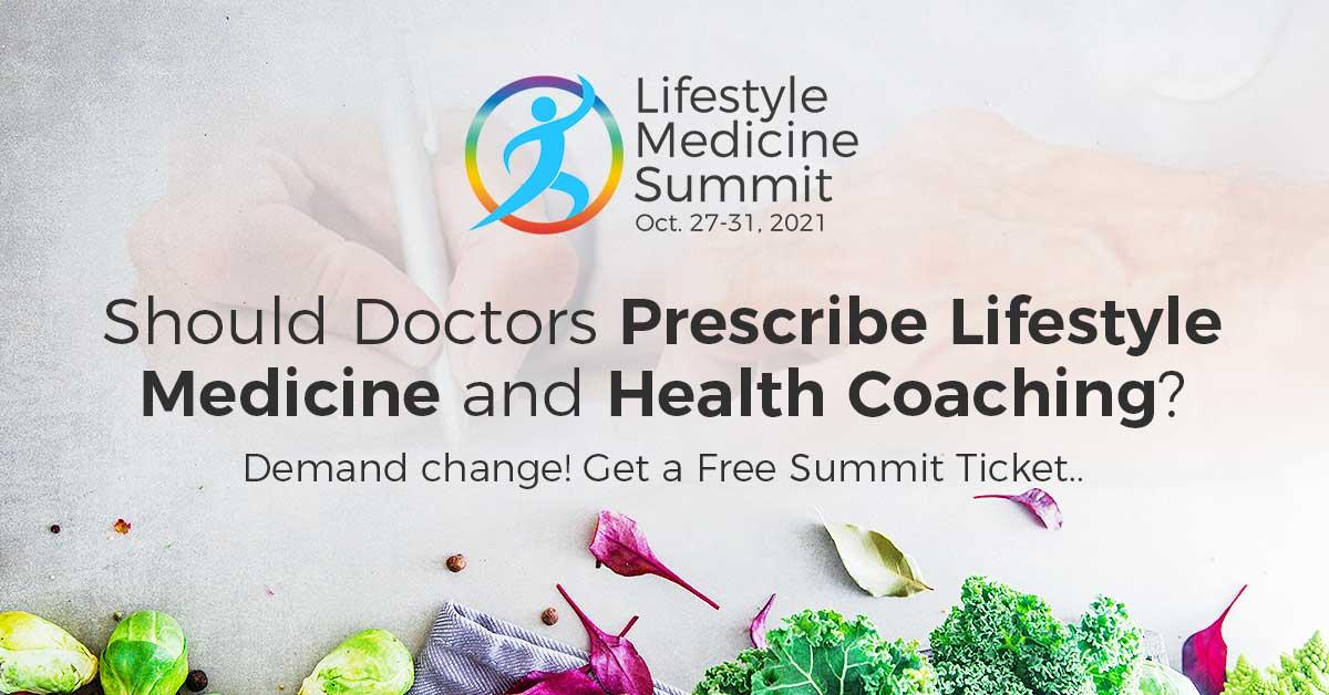 prescribing lifestyle medicine